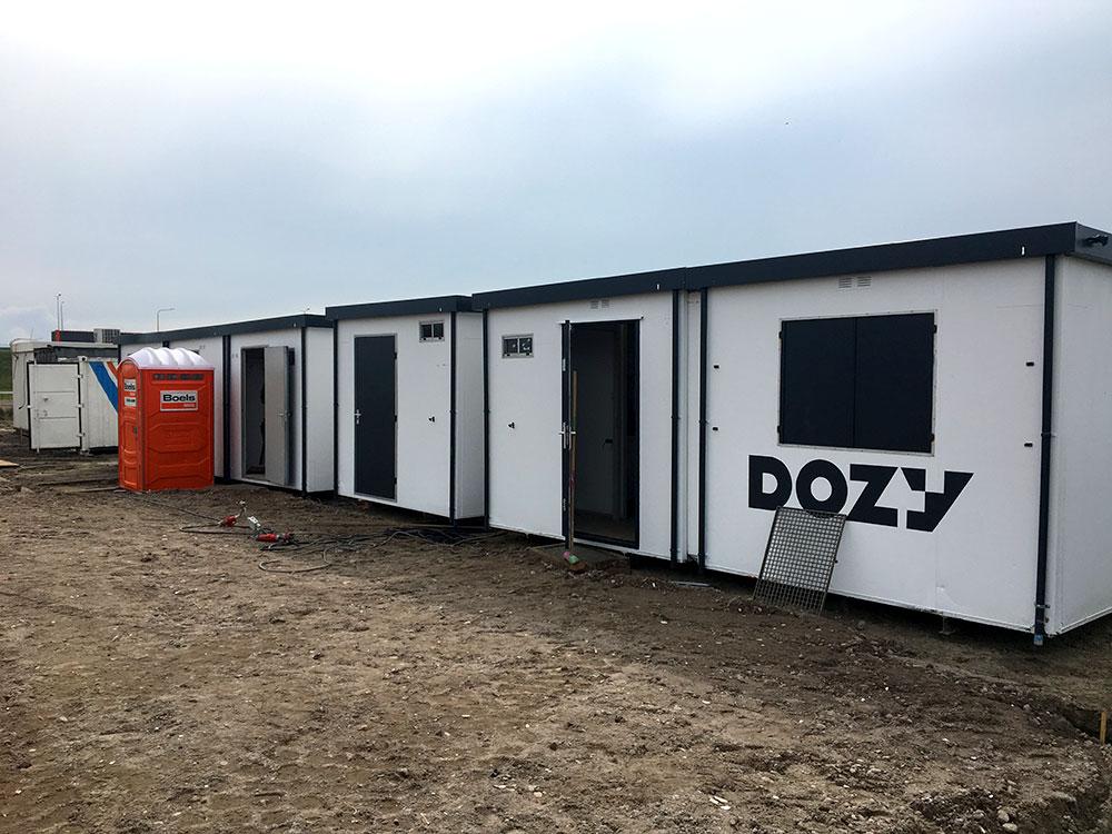 Dozy plaatst ketenpark op MTP